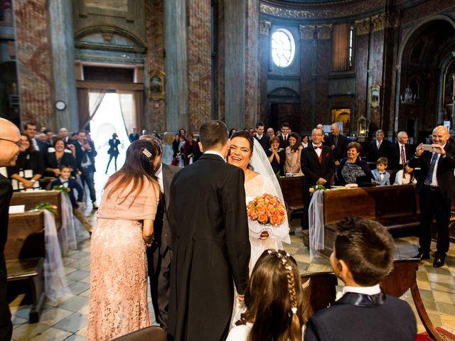 Il matrimonio di Daniele e Mariella a Carignano, Torino 13