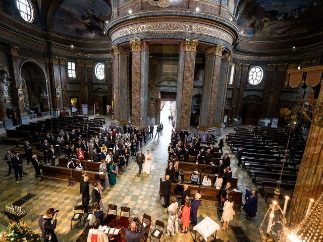 Il matrimonio di Daniele e Mariella a Carignano, Torino 14