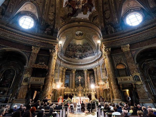 Il matrimonio di Daniele e Mariella a Carignano, Torino 15