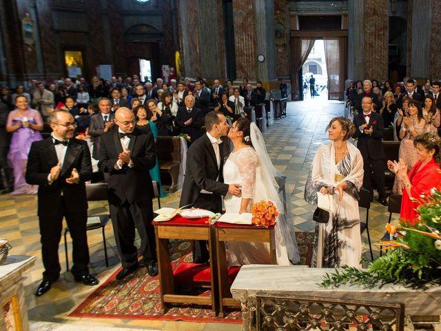 Il matrimonio di Daniele e Mariella a Carignano, Torino 17