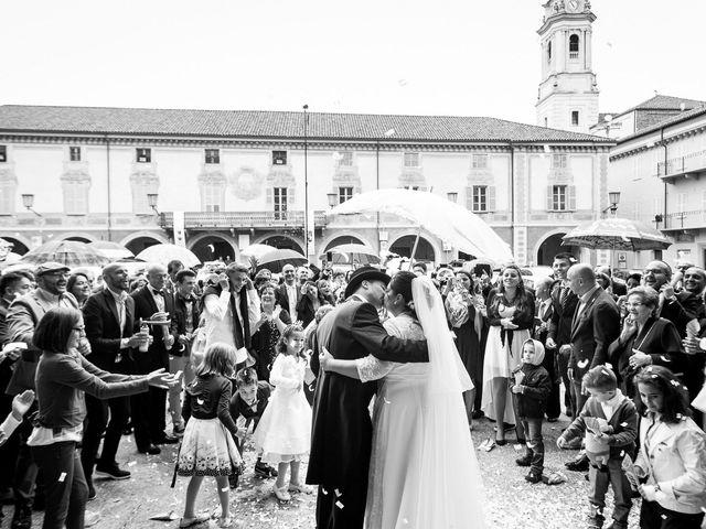 Il matrimonio di Daniele e Mariella a Carignano, Torino 20