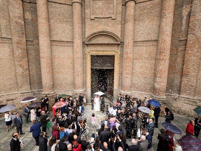 Il matrimonio di Daniele e Mariella a Carignano, Torino 21