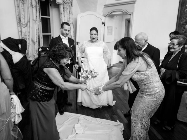 Il matrimonio di Daniele e Mariella a Carignano, Torino 28