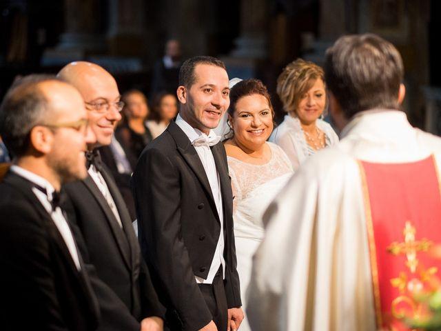 Il matrimonio di Daniele e Mariella a Carignano, Torino 43