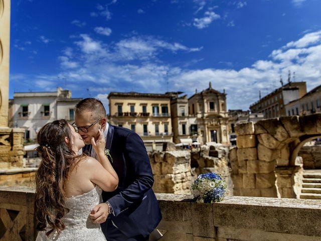 Il matrimonio di Davide e Daisy a Lecce, Lecce 1