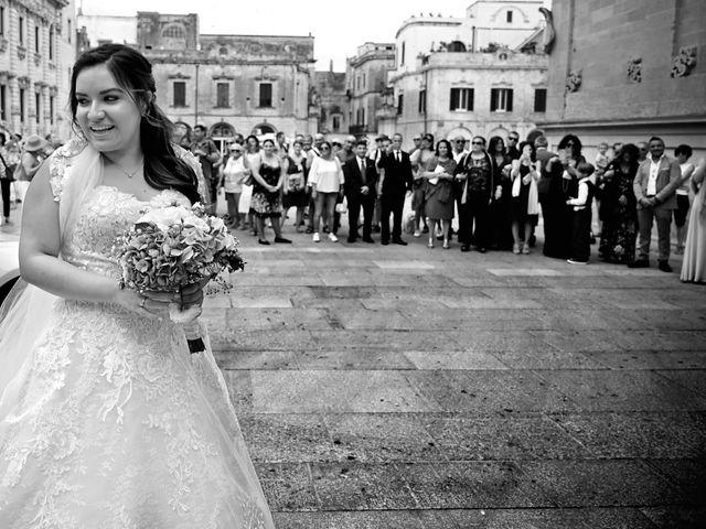 Il matrimonio di Davide e Daisy a Lecce, Lecce 15