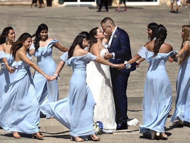 Il matrimonio di Davide e Daisy a Lecce, Lecce 25