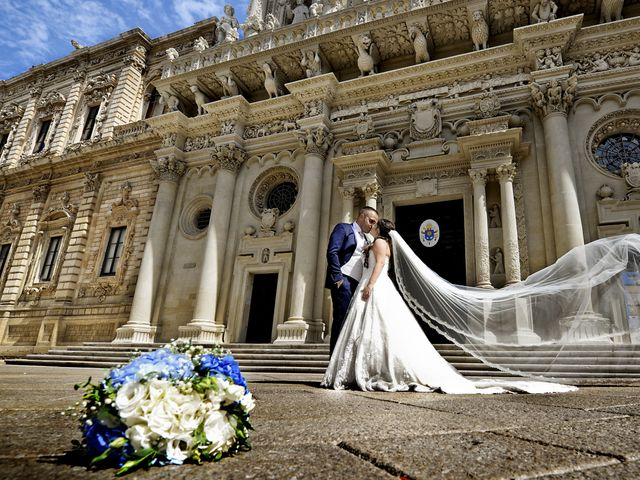 Il matrimonio di Davide e Daisy a Lecce, Lecce 31