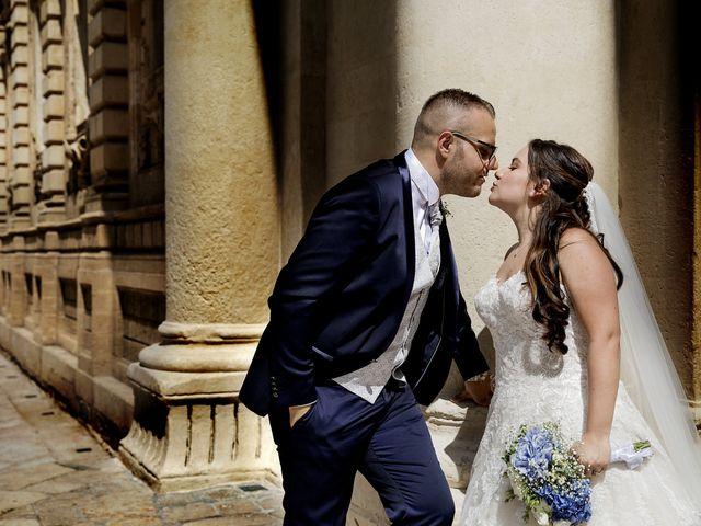 Il matrimonio di Davide e Daisy a Lecce, Lecce 33