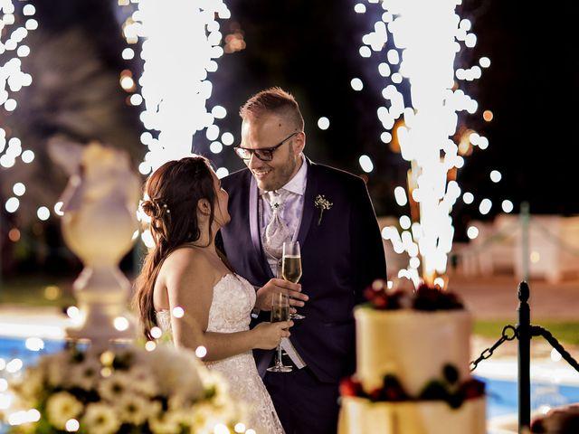 Il matrimonio di Davide e Daisy a Lecce, Lecce 57