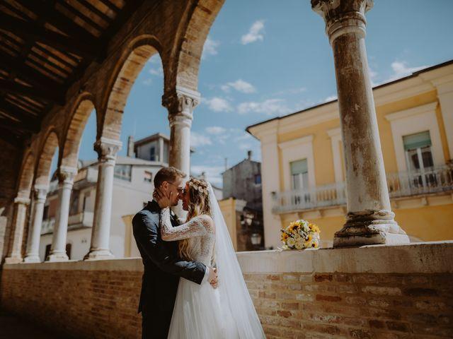 Il matrimonio di Luigi e Maria a Città Sant'Angelo, Pescara 1