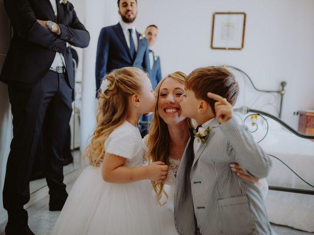 Il matrimonio di Luigi e Maria a Città Sant'Angelo, Pescara 71