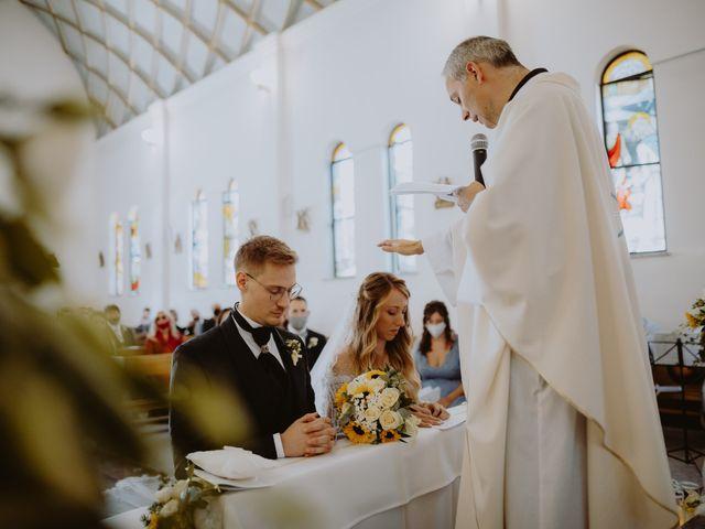 Il matrimonio di Luigi e Maria a Città Sant'Angelo, Pescara 80