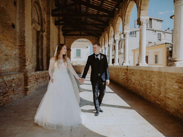 Il matrimonio di Luigi e Maria a Città Sant'Angelo, Pescara 85