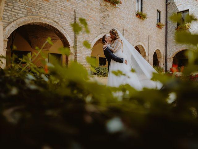 Il matrimonio di Luigi e Maria a Città Sant'Angelo, Pescara 86