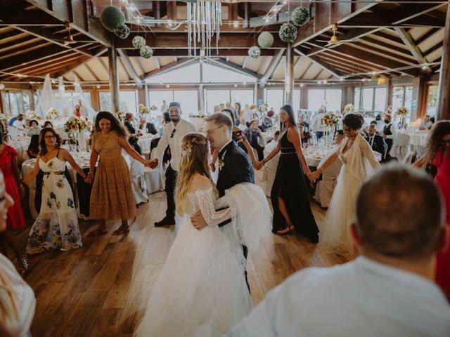 Il matrimonio di Luigi e Maria a Città Sant'Angelo, Pescara 108