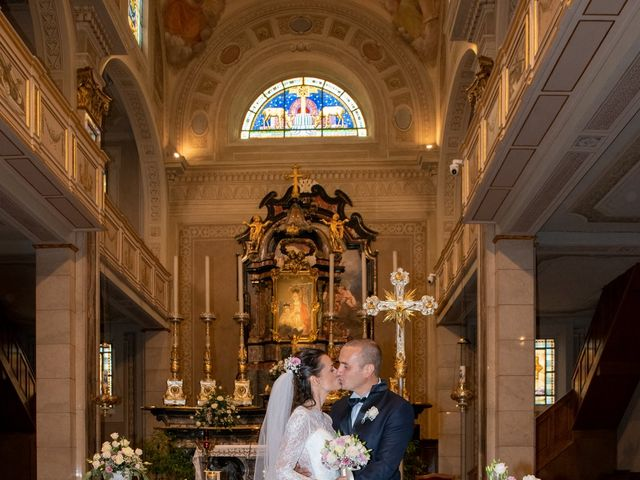 Il matrimonio di Fabrizio e Federica a Baveno, Verbania 25
