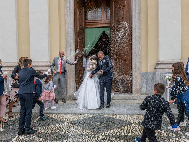 Il matrimonio di Fabrizio e Federica a Baveno, Verbania 26