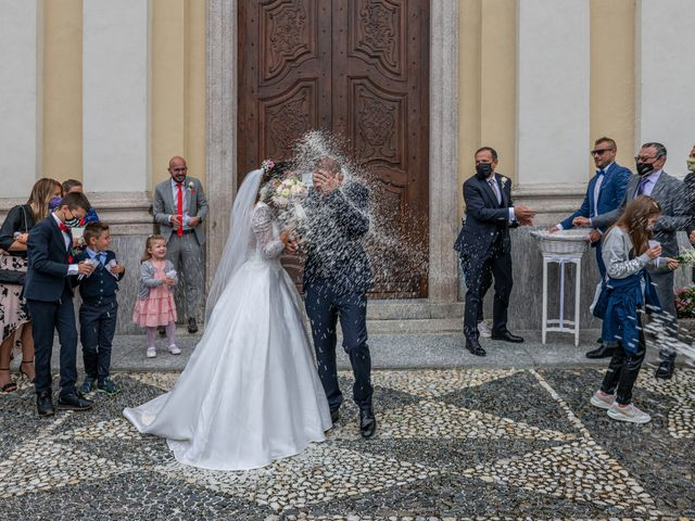 Il matrimonio di Fabrizio e Federica a Baveno, Verbania 27