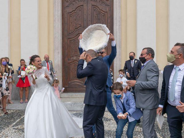 Il matrimonio di Fabrizio e Federica a Baveno, Verbania 28
