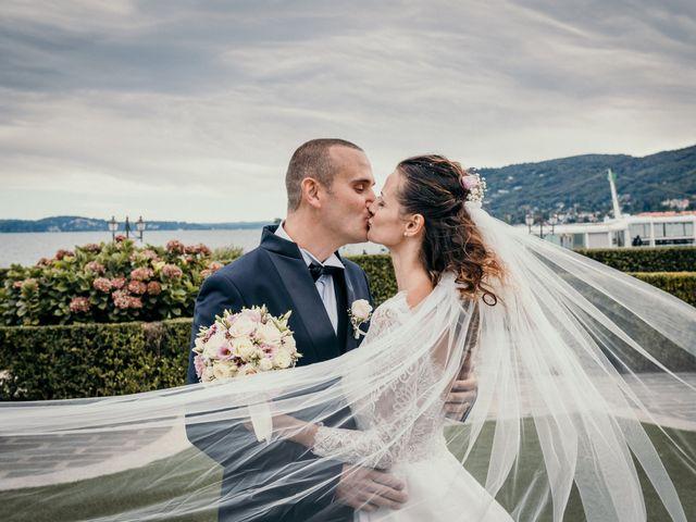 Il matrimonio di Fabrizio e Federica a Baveno, Verbania 30