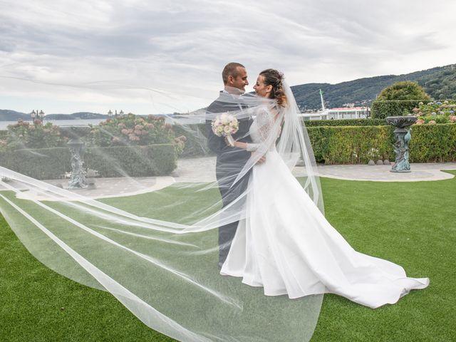Il matrimonio di Fabrizio e Federica a Baveno, Verbania 31