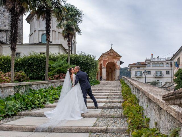 Il matrimonio di Fabrizio e Federica a Baveno, Verbania 34