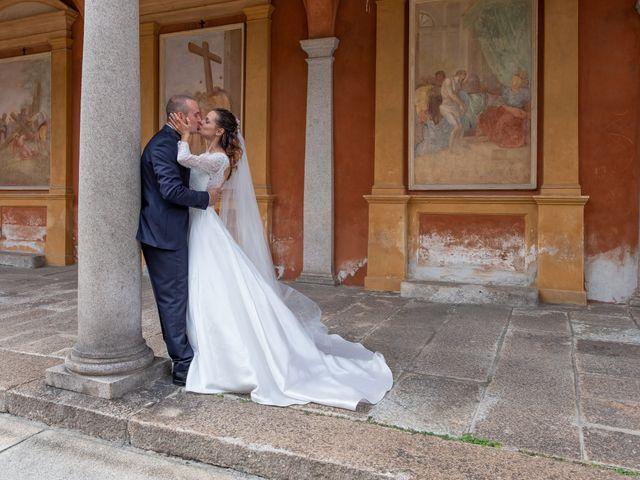 Il matrimonio di Fabrizio e Federica a Baveno, Verbania 35