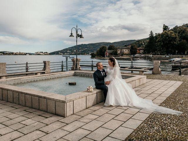 Il matrimonio di Fabrizio e Federica a Baveno, Verbania 41