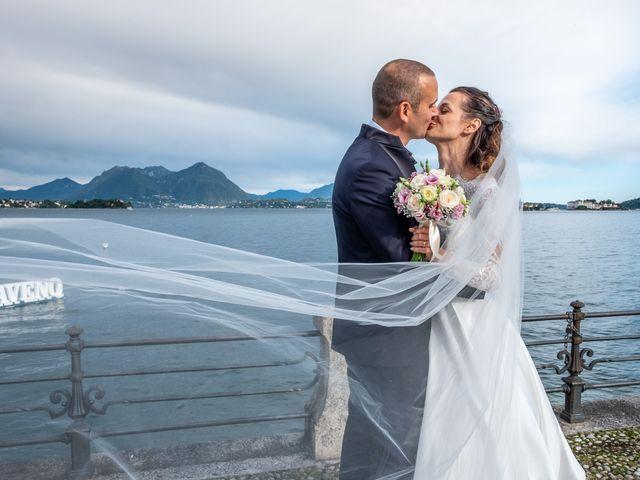 Il matrimonio di Fabrizio e Federica a Baveno, Verbania 43