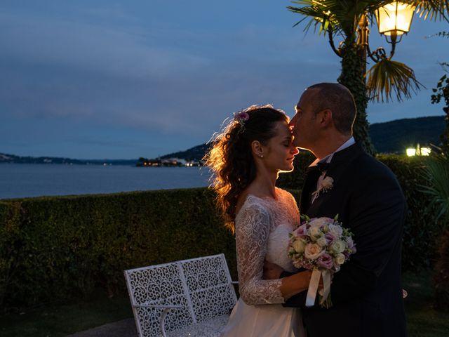 Il matrimonio di Fabrizio e Federica a Baveno, Verbania 48