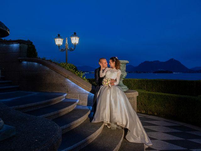 Il matrimonio di Fabrizio e Federica a Baveno, Verbania 49