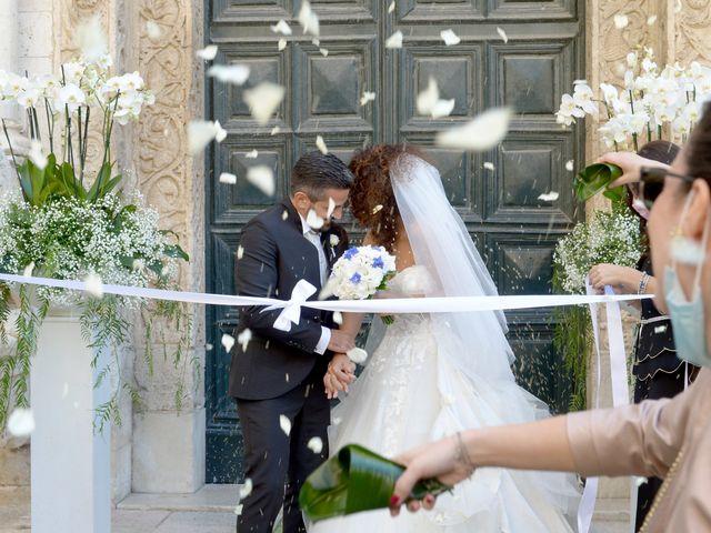 Il matrimonio di Serafina e Giuseppe a Bitonto, Bari 35