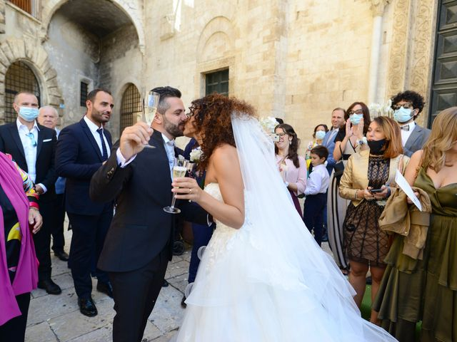 Il matrimonio di Serafina e Giuseppe a Bitonto, Bari 37