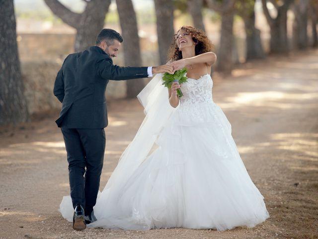 Il matrimonio di Serafina e Giuseppe a Bitonto, Bari 43