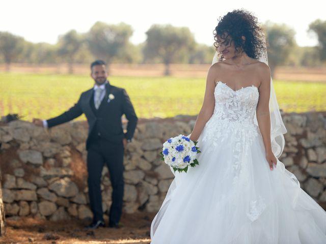 Il matrimonio di Serafina e Giuseppe a Bitonto, Bari 50