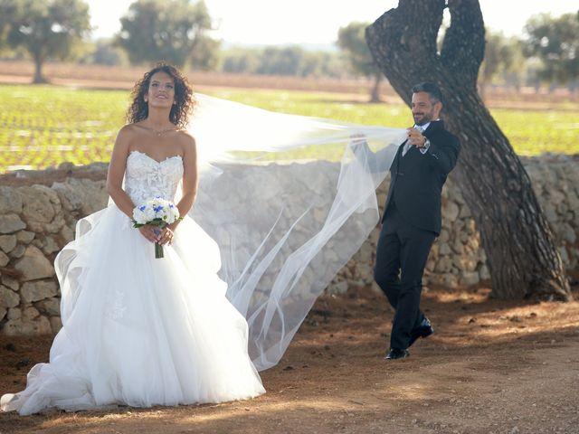 Il matrimonio di Serafina e Giuseppe a Bitonto, Bari 51