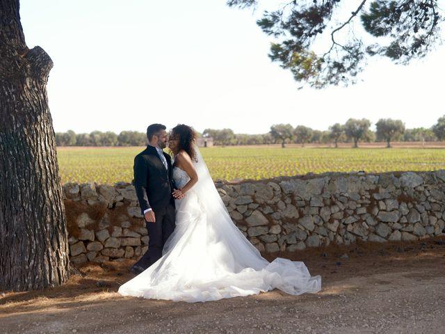 Il matrimonio di Serafina e Giuseppe a Bitonto, Bari 52