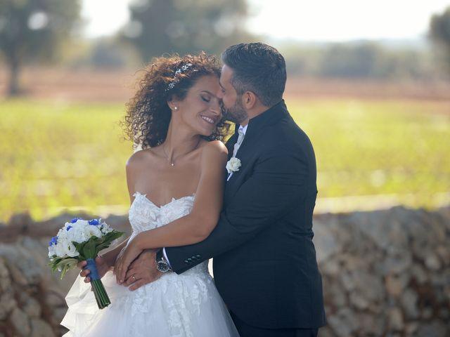 Il matrimonio di Serafina e Giuseppe a Bitonto, Bari 53