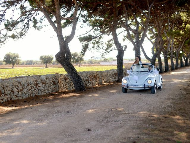 Il matrimonio di Serafina e Giuseppe a Bitonto, Bari 58