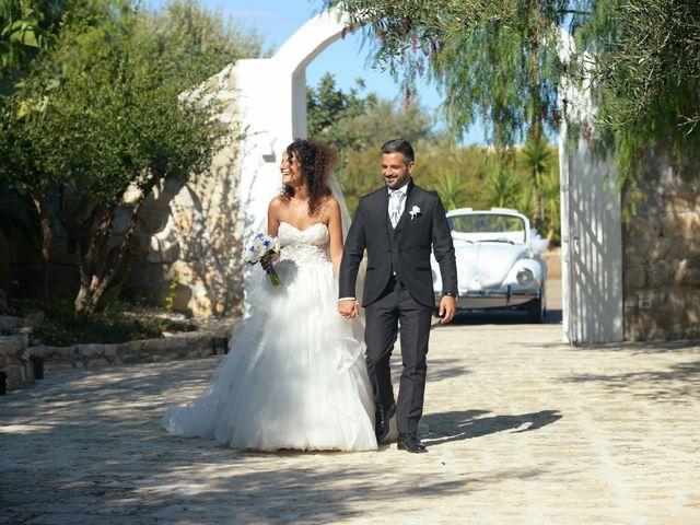 Il matrimonio di Serafina e Giuseppe a Bitonto, Bari 59