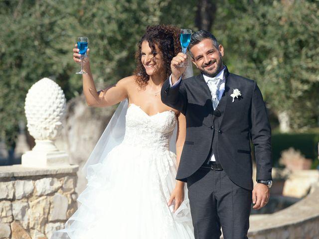 Il matrimonio di Serafina e Giuseppe a Bitonto, Bari 61