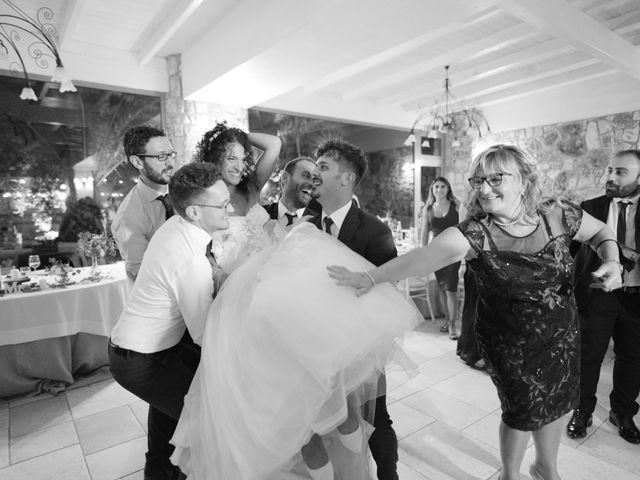 Il matrimonio di Serafina e Giuseppe a Bitonto, Bari 80