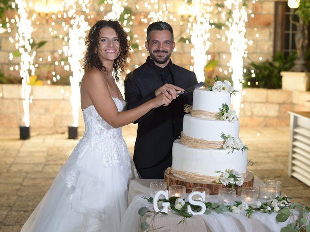 Il matrimonio di Serafina e Giuseppe a Bitonto, Bari 81