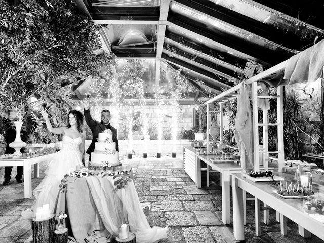 Il matrimonio di Serafina e Giuseppe a Bitonto, Bari 82