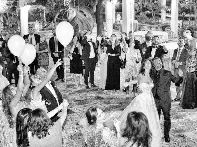 Il matrimonio di Serafina e Giuseppe a Bitonto, Bari 85