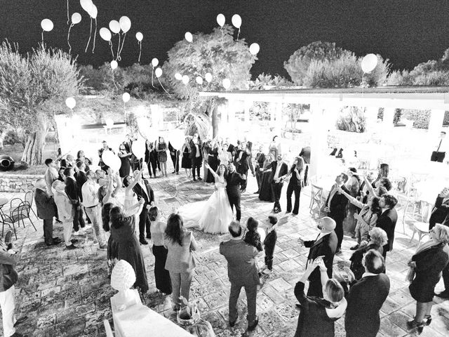 Il matrimonio di Serafina e Giuseppe a Bitonto, Bari 86