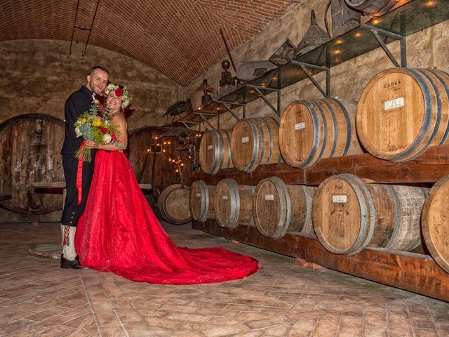 Il matrimonio di Anders e Cristina a Montevecchia, Lecco 1