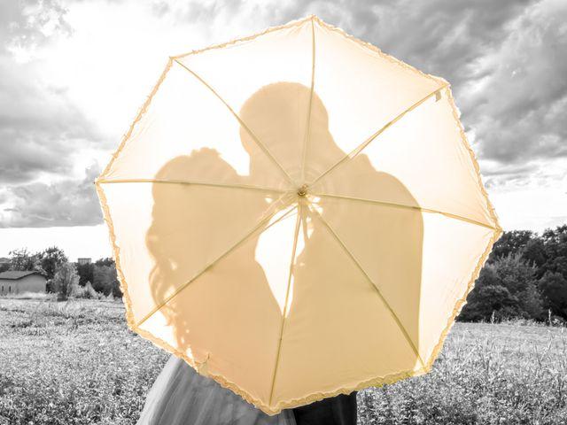 Il matrimonio di Anders e Cristina a Montevecchia, Lecco 6