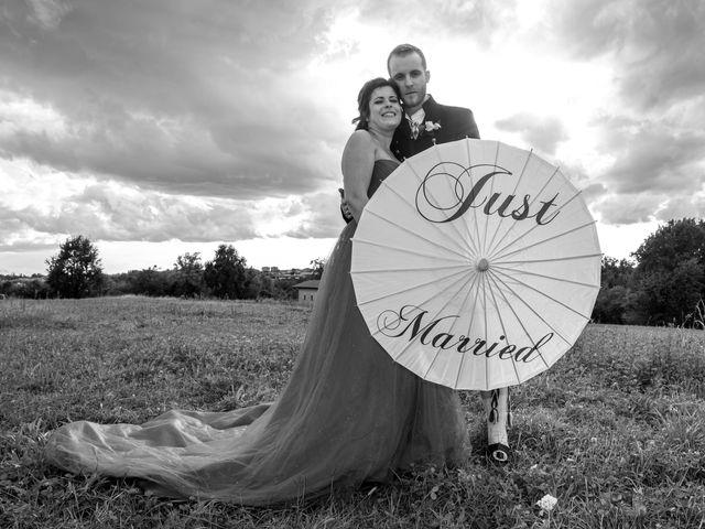 Il matrimonio di Anders e Cristina a Montevecchia, Lecco 9